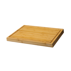 Prep+ 39cm 2-way Chopping Board (M) (Natural)