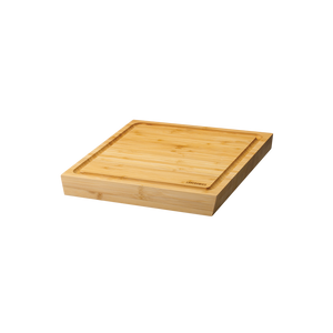 Prep+ 25cm 2-way Chopping Board (S) (Natural)
