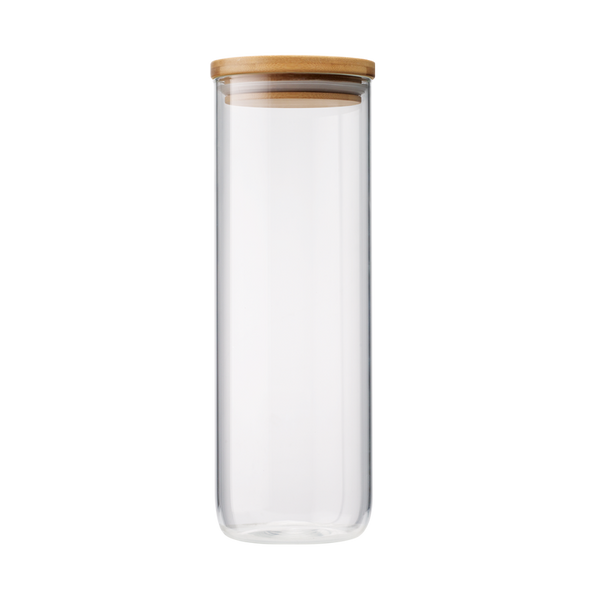 Prep+ 1750ml Glass Pasta Jar (Clear)