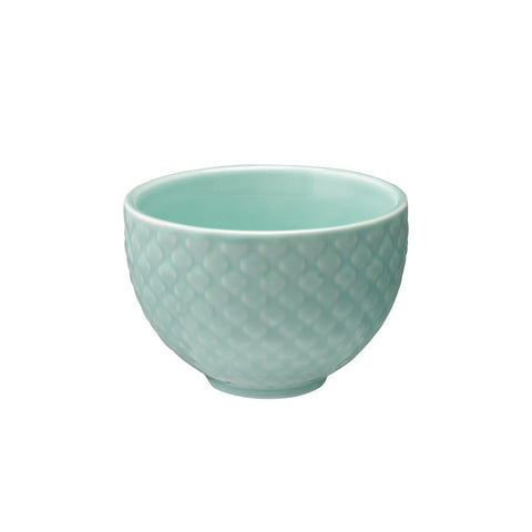 Weave Set of 4 Textured Bowls (Look Cool)