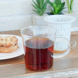Weave 300ml Mug with Porcelain Infuser