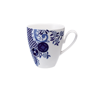 Willow Love Story 420ml Mug (Blue)