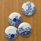 Willow Love Story 15cm Side Plate (Blue)