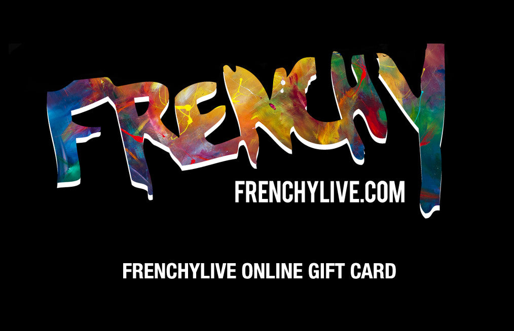 Frenchylive Gift Card