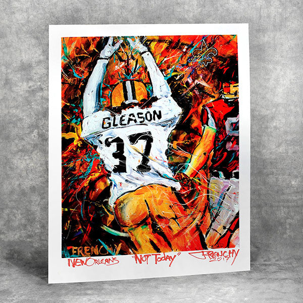 Steve Gleason - The Blocked Punt