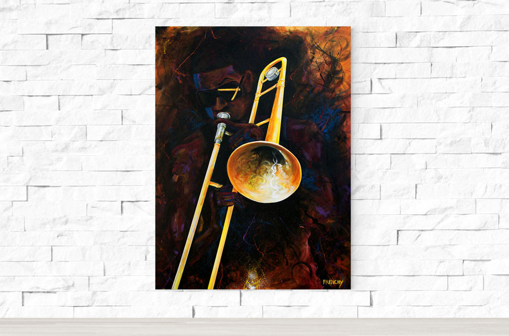 Trombone Player from Harrah's Collection