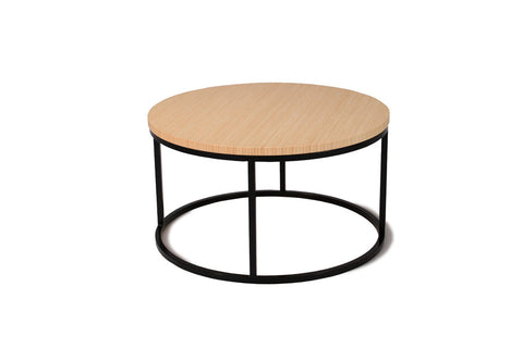 Nimbus Bamboo Round Coffee Table