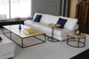 Nimbus Bamboo Rectangle Coffee Table