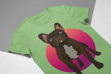 Load image into Gallery viewer, Custom PopArt Women´s T-Shirt (Featuring Your Pet)