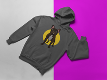 Load image into Gallery viewer, Custom PopArt Unisex Hoodie (Featuring Your Pet)