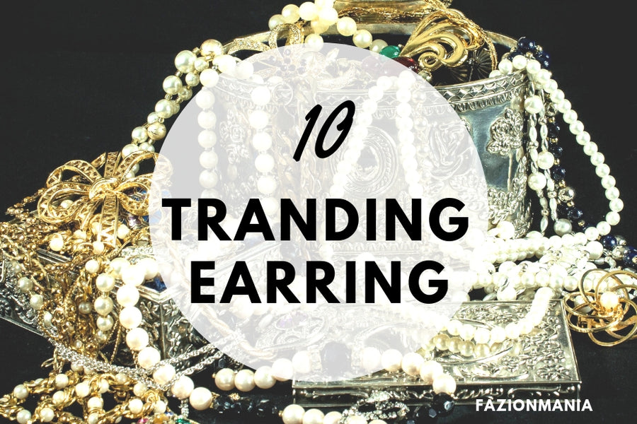 10 Best Earrings Trending Early 2019 Jewelry Collection