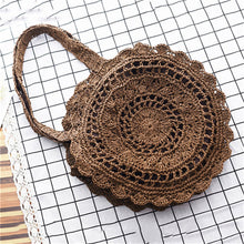 Load image into Gallery viewer, Bohemian Handmade Knitted Women Bags