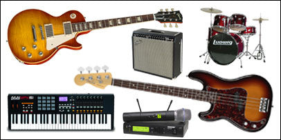 Musical Instruments & Equipment