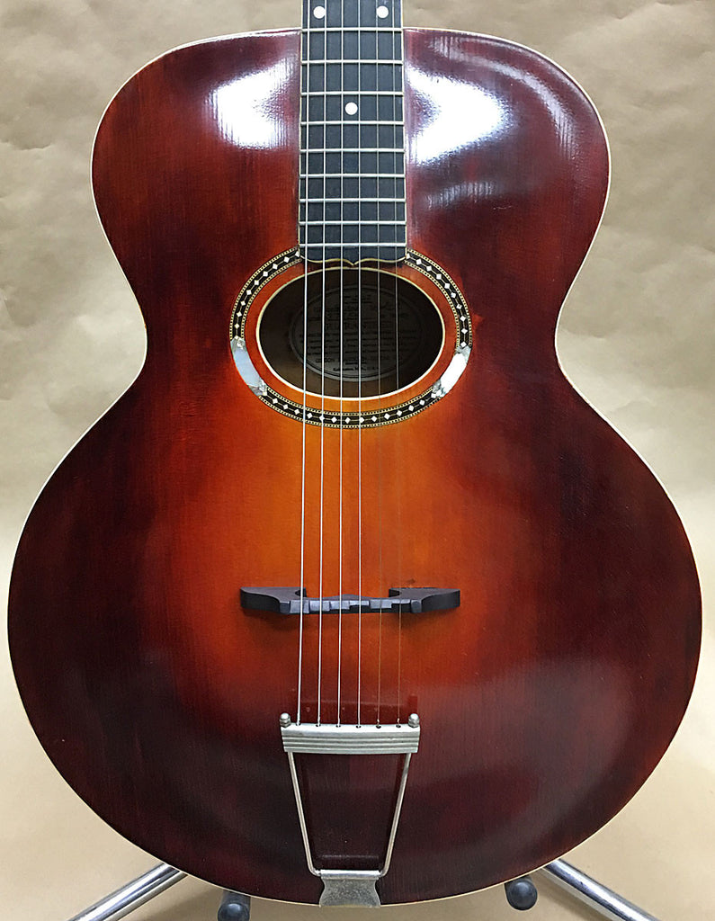 1917 Gibson L-4 Acoustic Guitar - Chicago Pawners & Jewelers