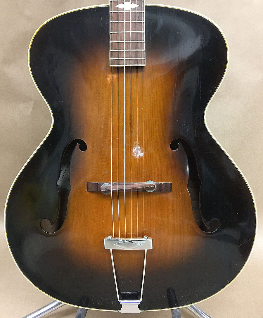 1947 Epiphone Triumph Archtop Acoustic Guitar - Chicago Pawners & Jewelers
