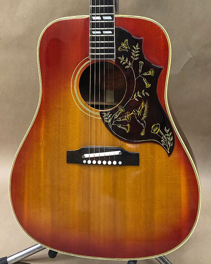 1964 Gibson Hummingbird - Chicago Pawners & Jewelers