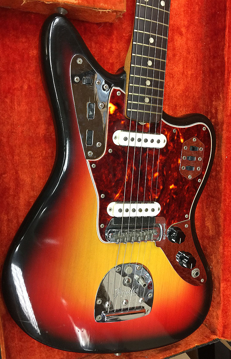 1965 Fender Jaguar Electric Guitar - Chicago Pawners & Jewelers