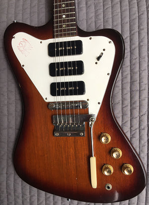 1965 Gibson Firebird III - All Original - Chicago Pawners & Jewelers
