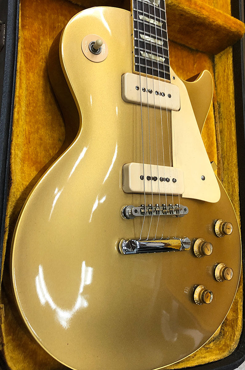 1968 Gibson Les Paul Standard Goldtop - Chicago Pawners & Jewelers