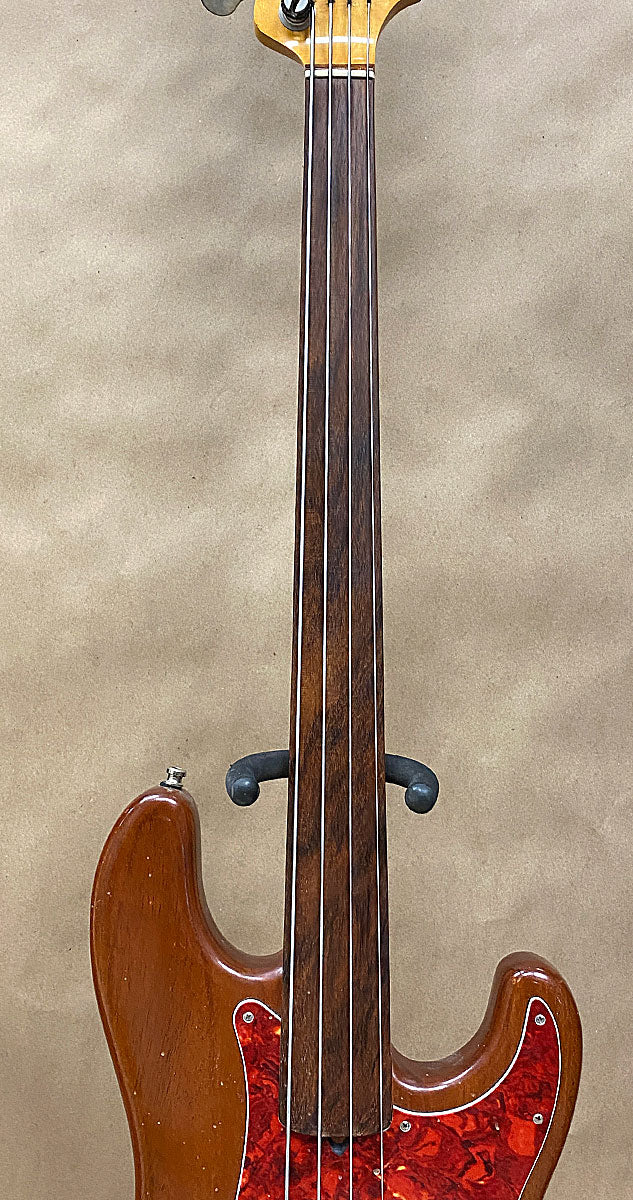 1970s Fender Precision Bass Fretless - Chicago Pawners & Jewelers