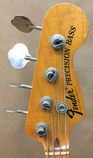 1975 Fender Precision Bass Guitar - Chicago Pawners & Jewelers