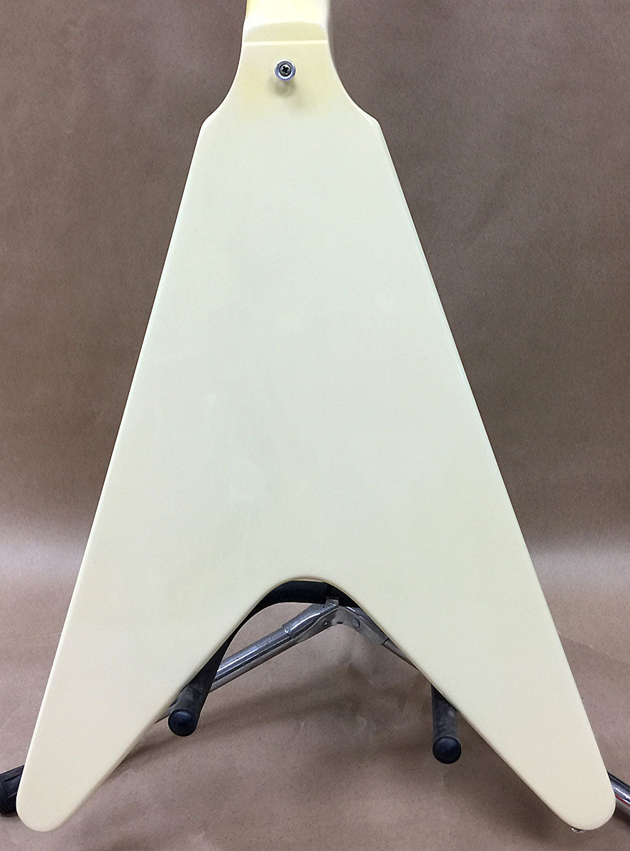 1978 Gibson Flying V White - Rare 1 of 70! - Chicago Pawners & Jewelers