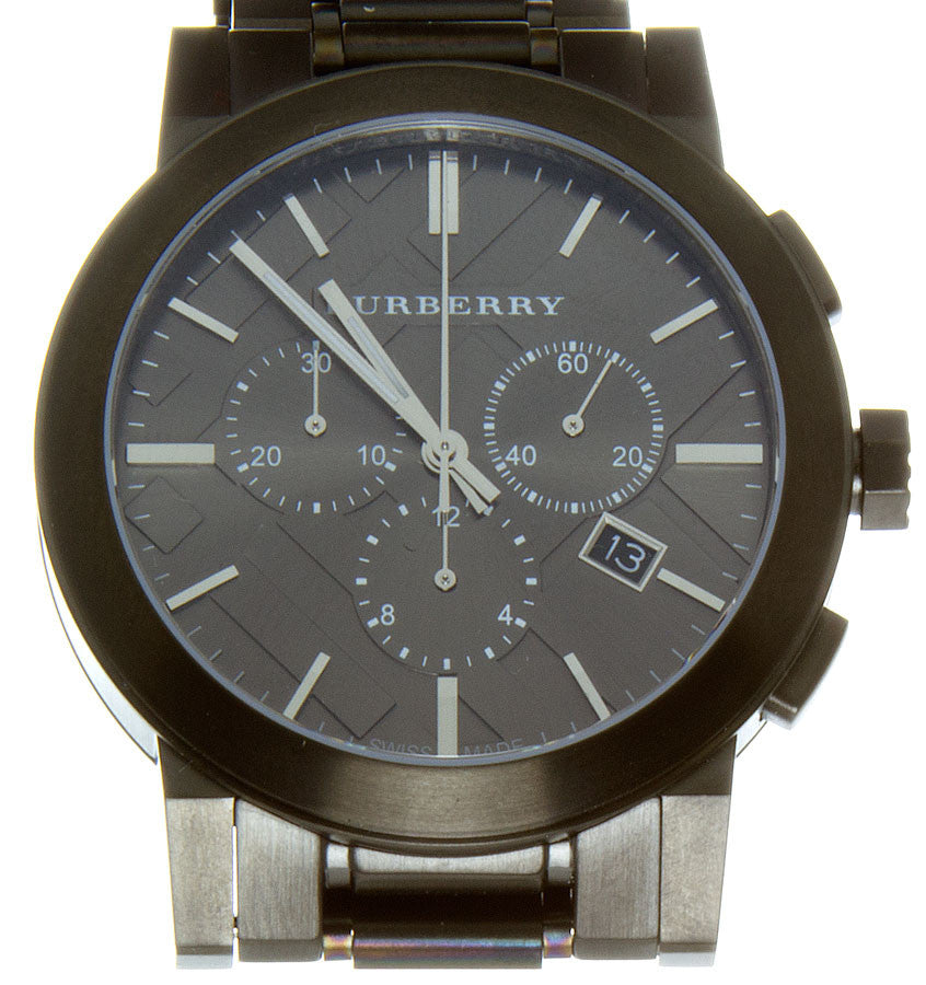 Burberry The City Chronograph