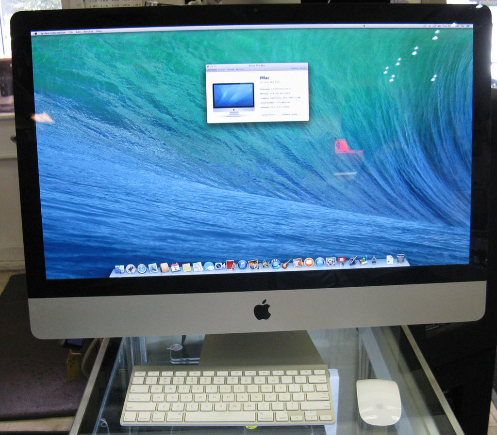 "Apple iMac 27"" - Chicago Pawners & Jewelers"
