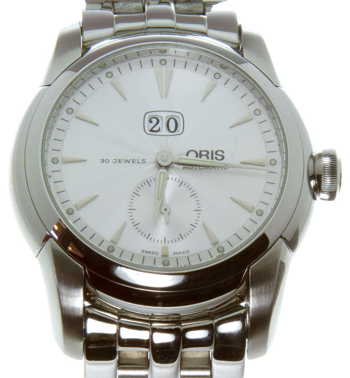 Oris Artelier Big Date Automatic - Chicago Pawners & Jewelers