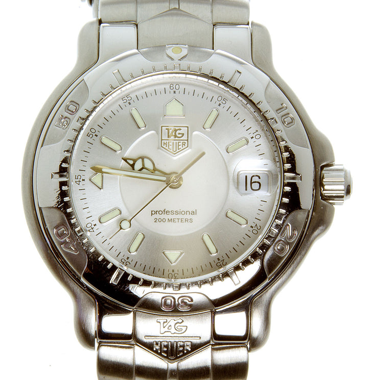 TAG Heuer Professional 6000 Series - Chicago Pawners & Jewelers