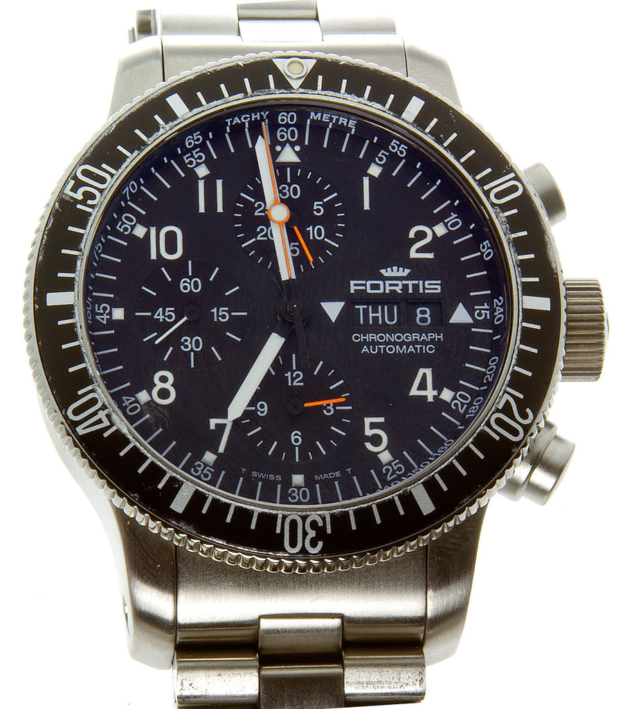 Fortis Cosmonaut B-42 Automatic Chronograph - Chicago Pawners & Jewelers