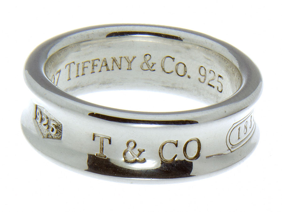 Tiffany & Co. 1837 Band Ring
