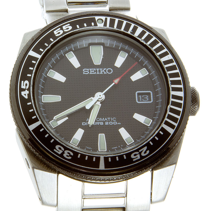Seiko Samurai Automatic Divers Watch - Chicago Pawners & Jewelers