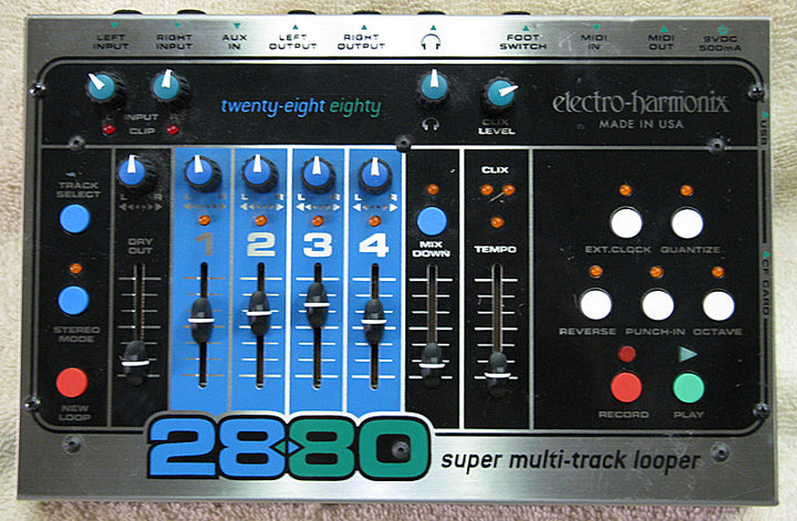 Electro Harmonix 2880 Stereo Multi-Track Looper - Chicago Pawners & Jewelers