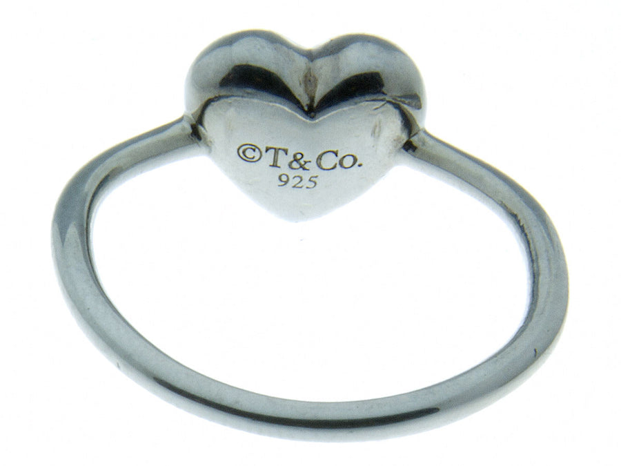Tiffany & Co. Heart Ring - Chicago Pawners & Jewelers