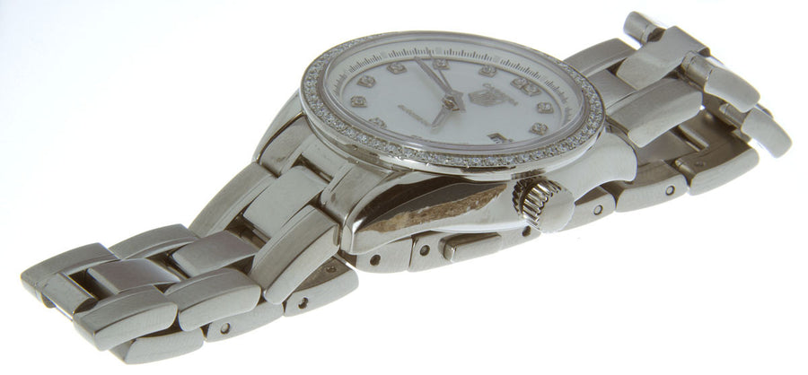 TAG Heuer Carrera Diamond Watch - Chicago Pawners & Jewelers