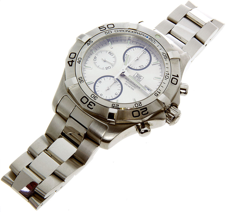TAG Heuer Aquaracer Automatic Chronograph - Chicago Pawners & Jewelers