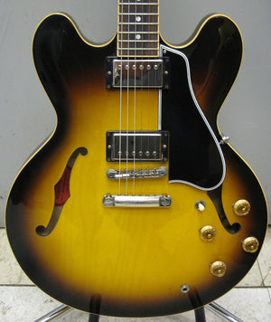 2007 Gibson ES-335 Dot Electric Guitar - Chicago Pawners & Jewelers
