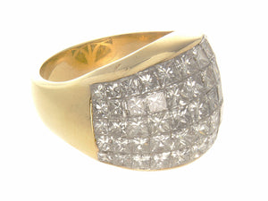 18K 3.50ct Diamond Band Ring - Chicago Pawners & Jewelers