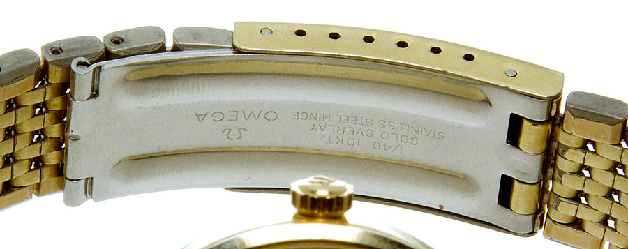 Vintage Omega Seamaster Deville Day Date - Chicago Pawners & Jewelers
