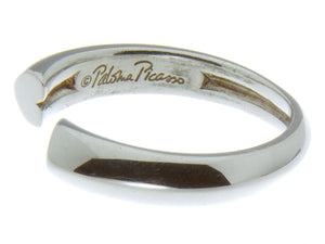 Tiffany & Co. Paloma Picasso Tenderness Heart Ring