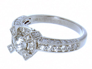1.76ct Diamond Engagement Ring - Chicago Pawners & Jewelers