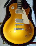 Gibson 1957 Les Paul Goldtop with Brazilian Board