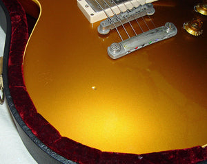 Gibson 1957 Les Paul Goldtop with Brazilian Board - Chicago Pawners & Jewelers