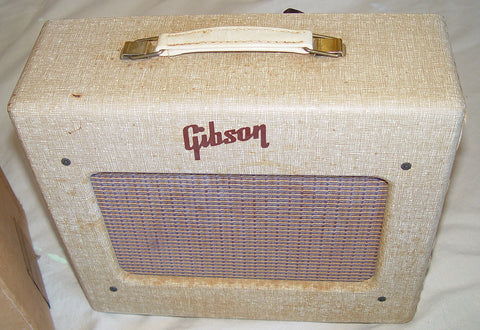 Gibson 1957 Les Paul Jr Amp GA-5 in Original Box