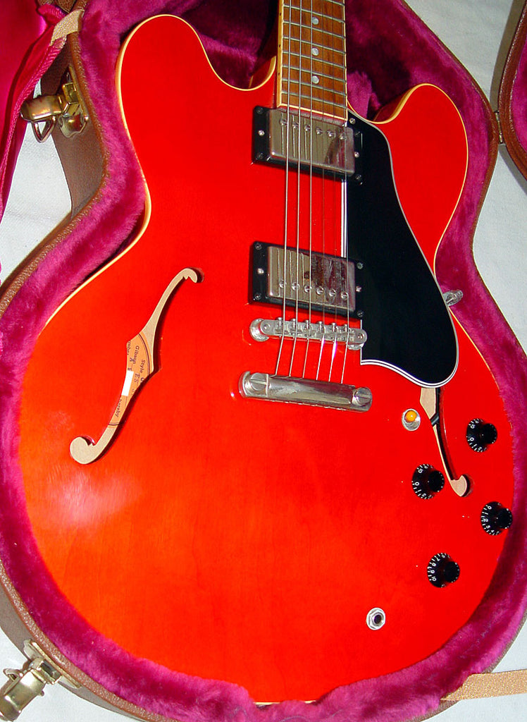 Gibson Custom Shop 1959 ES-335 Reissue - Chicago Pawners & Jewelers