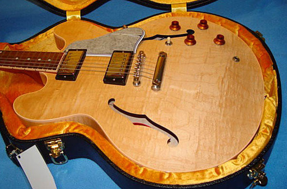 2012 Gibson ES-335 Natural - Chicago Pawners & Jewelers