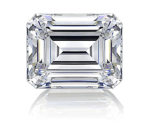 1.31ct E VS1 Emerald Cut Diamond