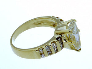 2.46ct Diamond Engagement Ring - Chicago Pawners & Jewelers