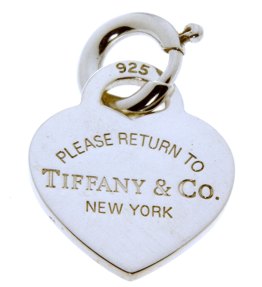 Tiffany & Co. Return to Tiffany Heart Tag Charm